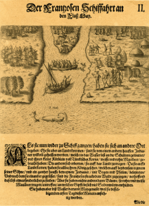 Depictions of the Timucua in Northeastern Florida