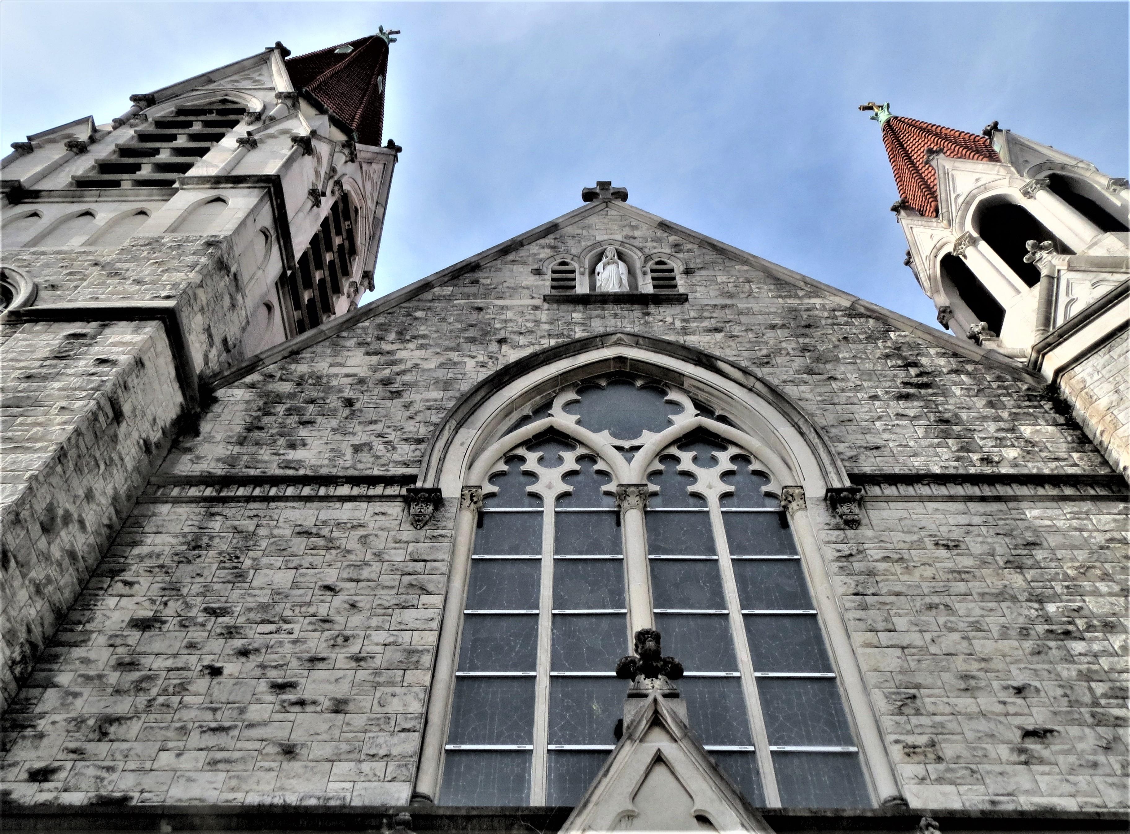 Church Of The Immaculate Conception Oh Sister Mary Ann Jaxpsychogeo