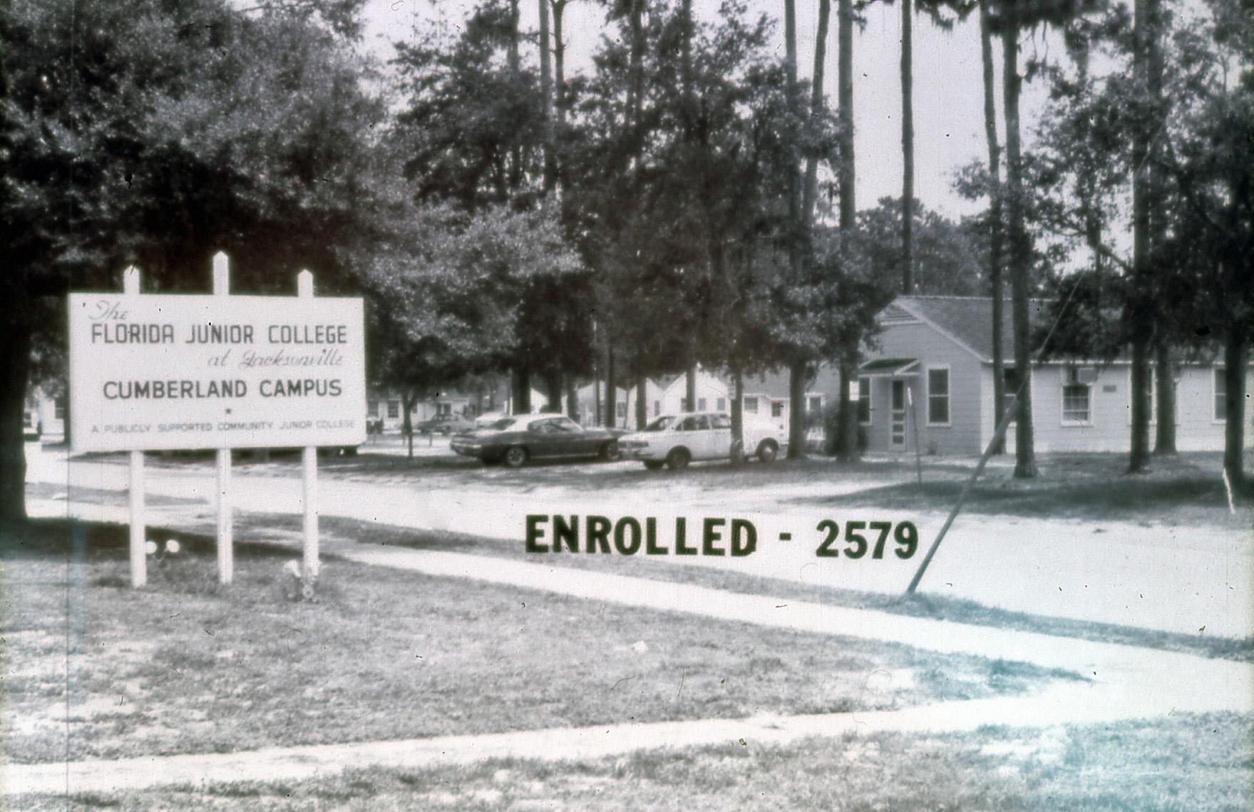 Cumberland Campus, Florida Junior College / Kent Campus ...