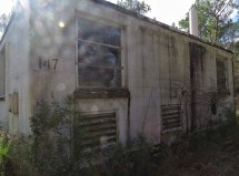Story Cecil Field Ghost Signs In Woods Lost
