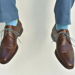 Blue Stone Top Trending Menswear shades for Fall-Winter