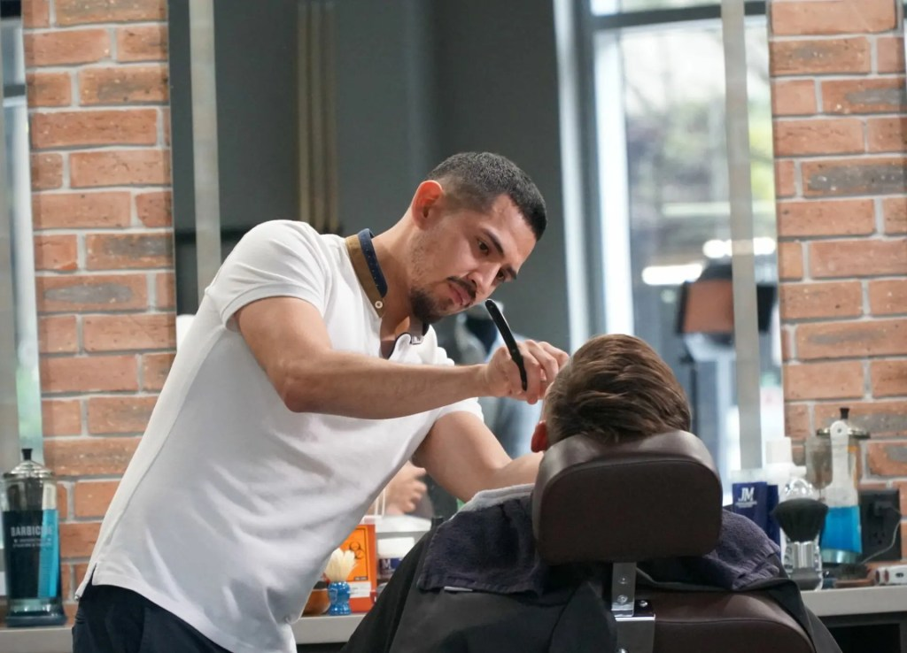 Jaxson Maximus Shave