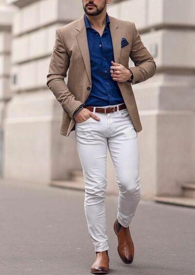 styling a blazer
