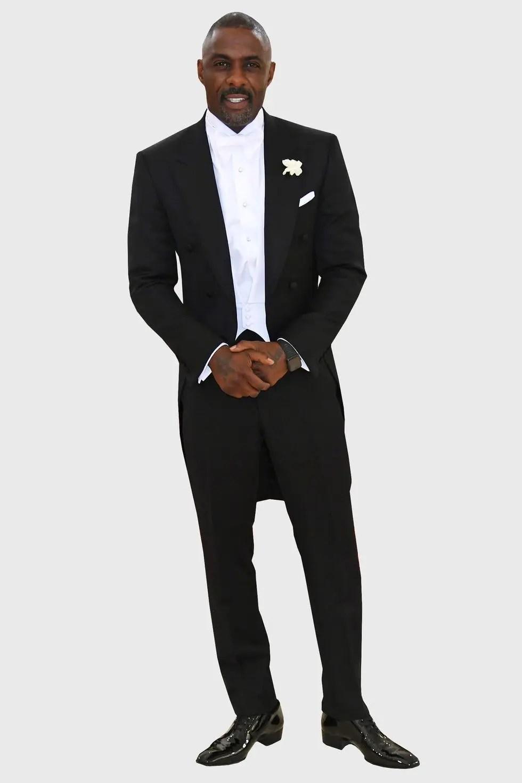 white tie dress code