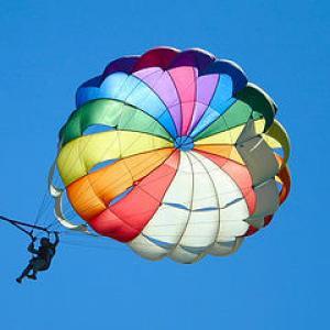 Keep that Parachute Open!