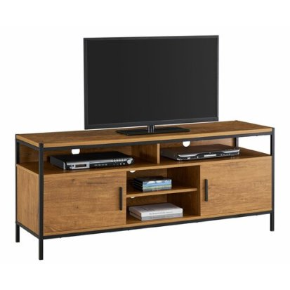 Bufet TV Industrial Furniture Kayu Jati