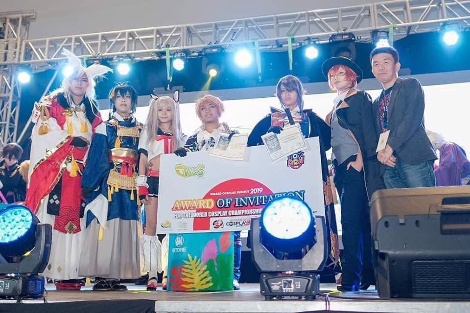 "Cebu's ""Class S"" hailed Philippine Representatives for WCS 2019"