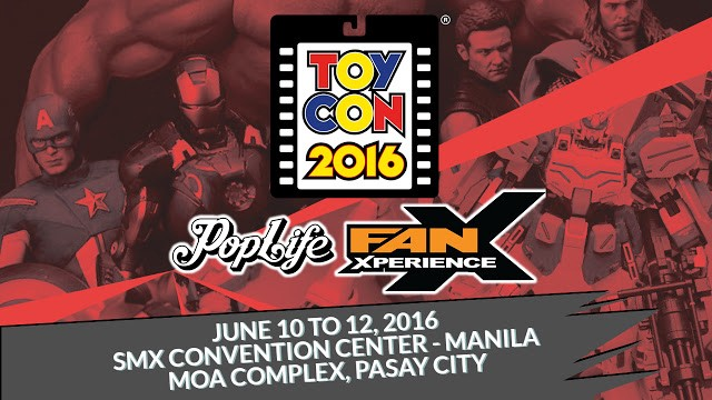Repost: 5 things that you need to know about ToyCon 2016