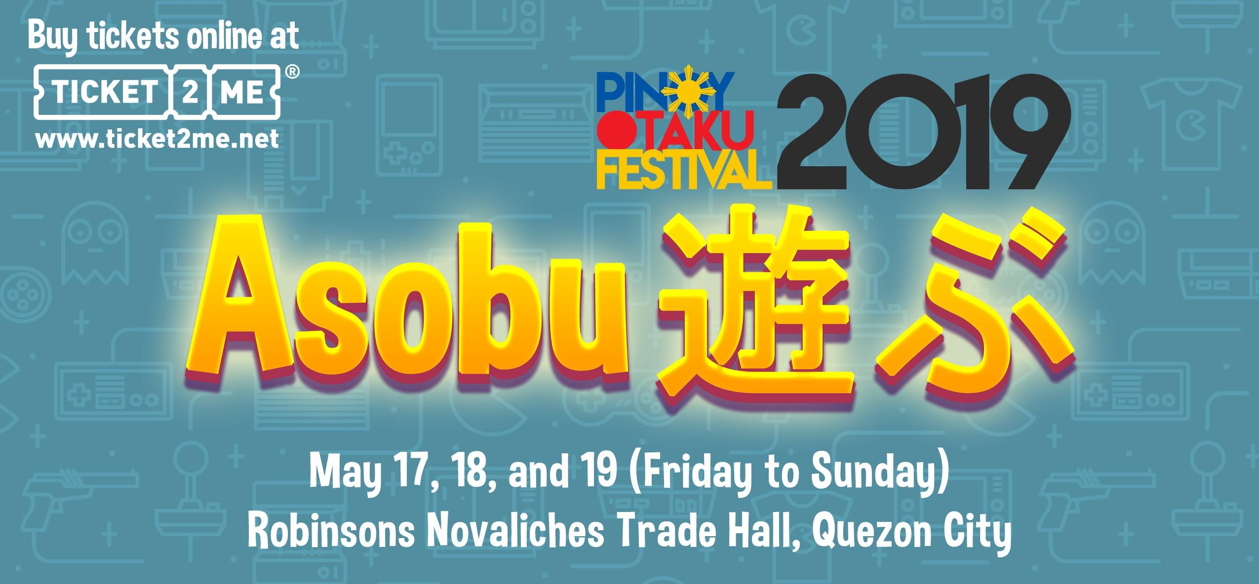Pinoy Otaku Festival 2019: Asobu set on May 17 to 19