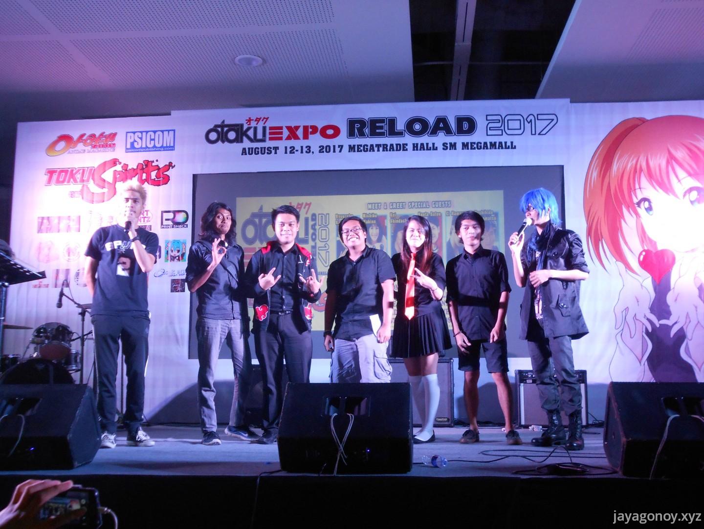 Otaku Expo Reload 2017
