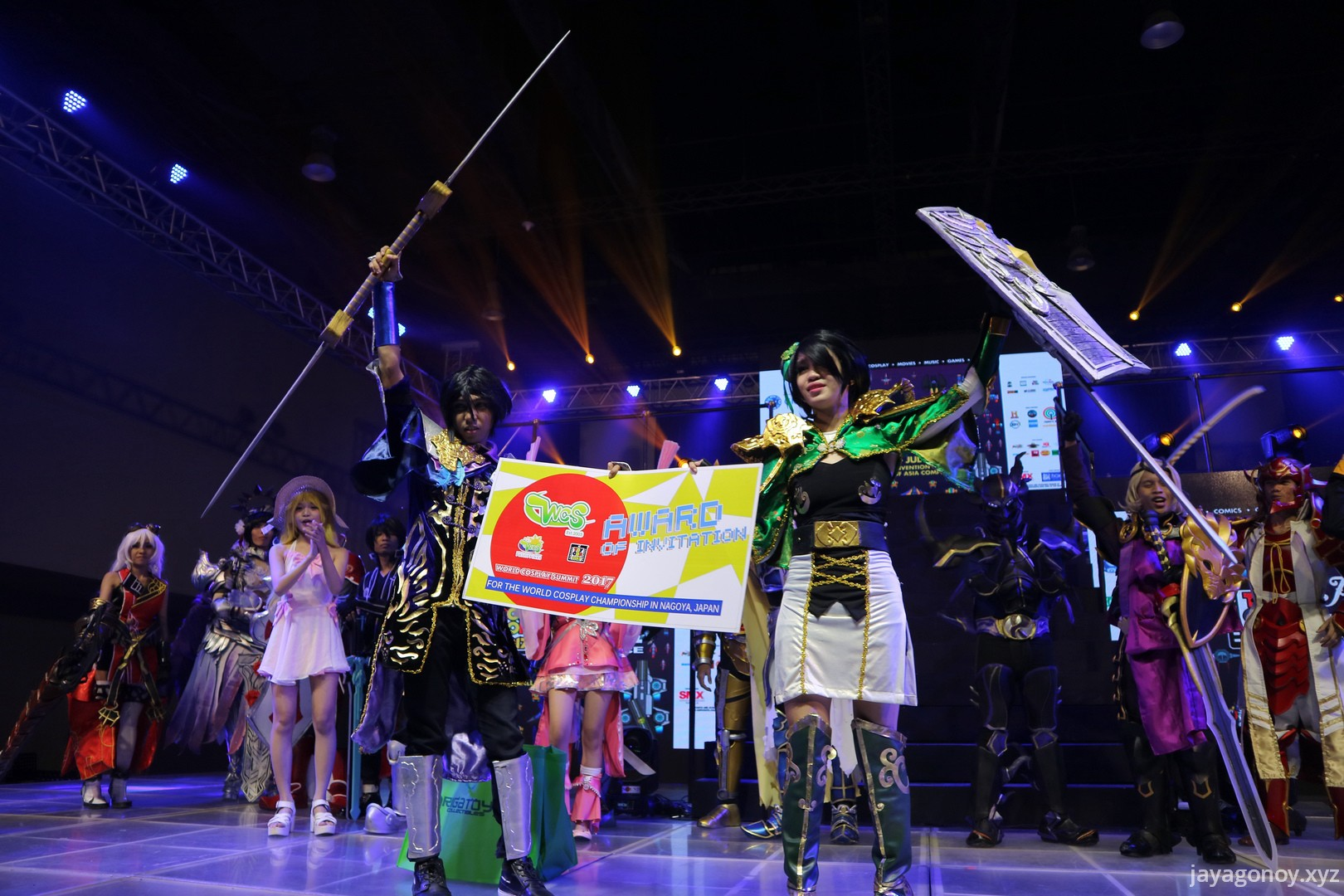 What it's like to hold a World Cosplay Summit qualifier in Zamboanga?