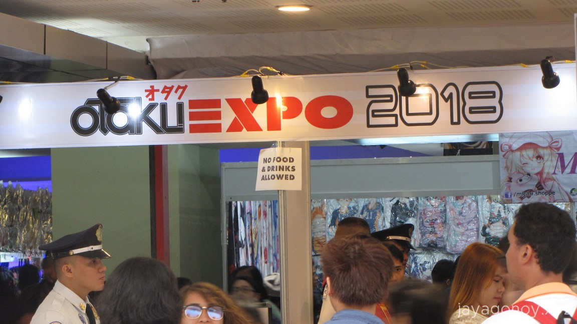 Thoughts on Otaku Expo 2018