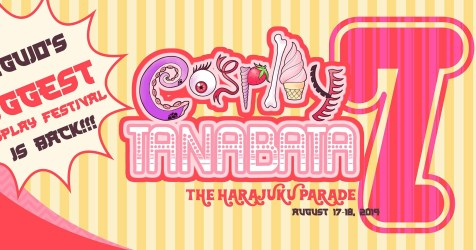 """Cosplay Tanabata 7: The Harajuku Parade"" set on August 17–18"