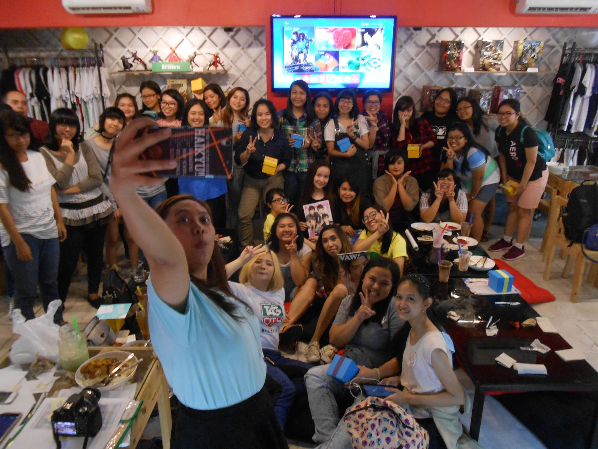 Seiyuu fans gather in Maginhawa. Here's how it went.