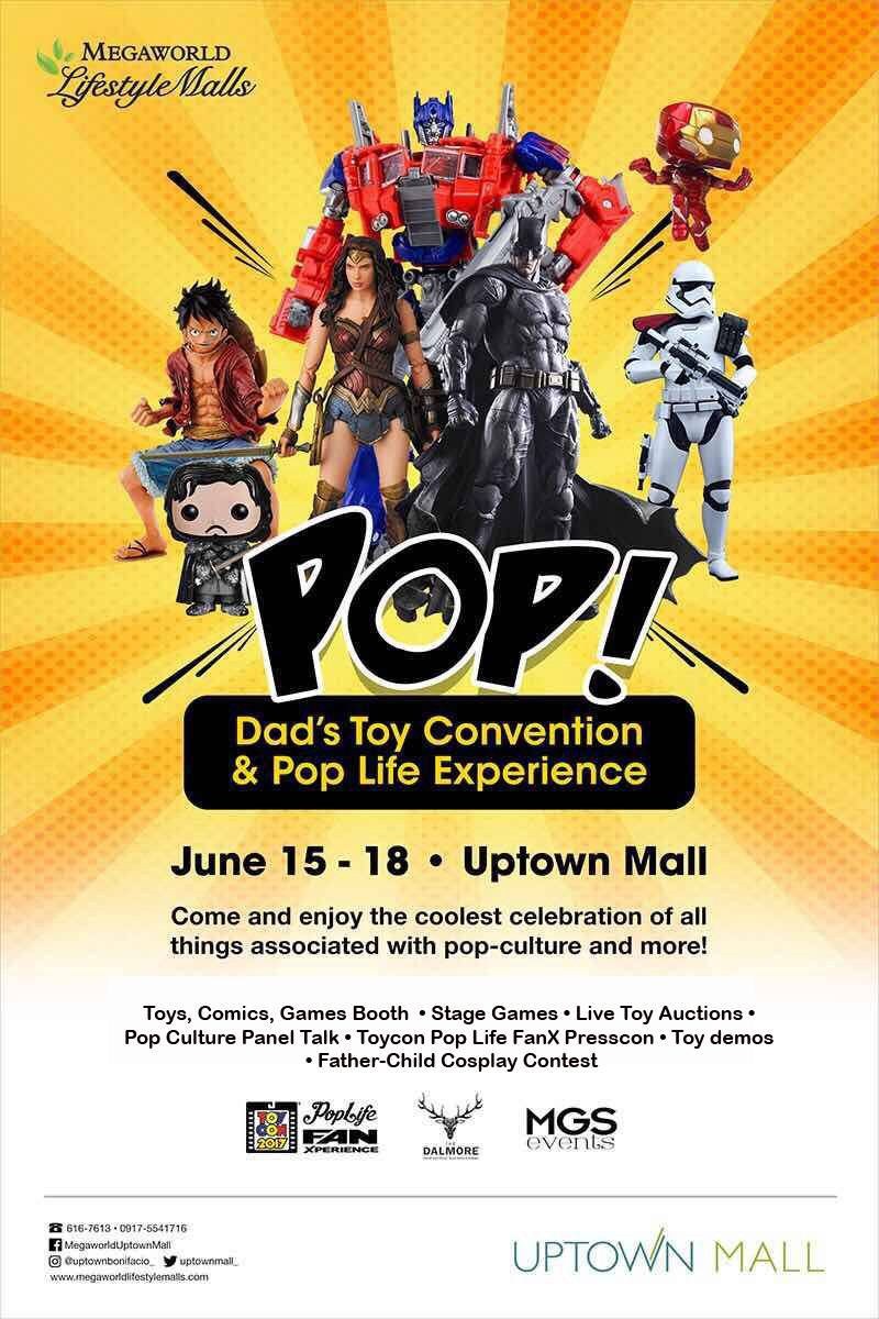 ToyCon 2017 Launch Event starts from today until Sunday