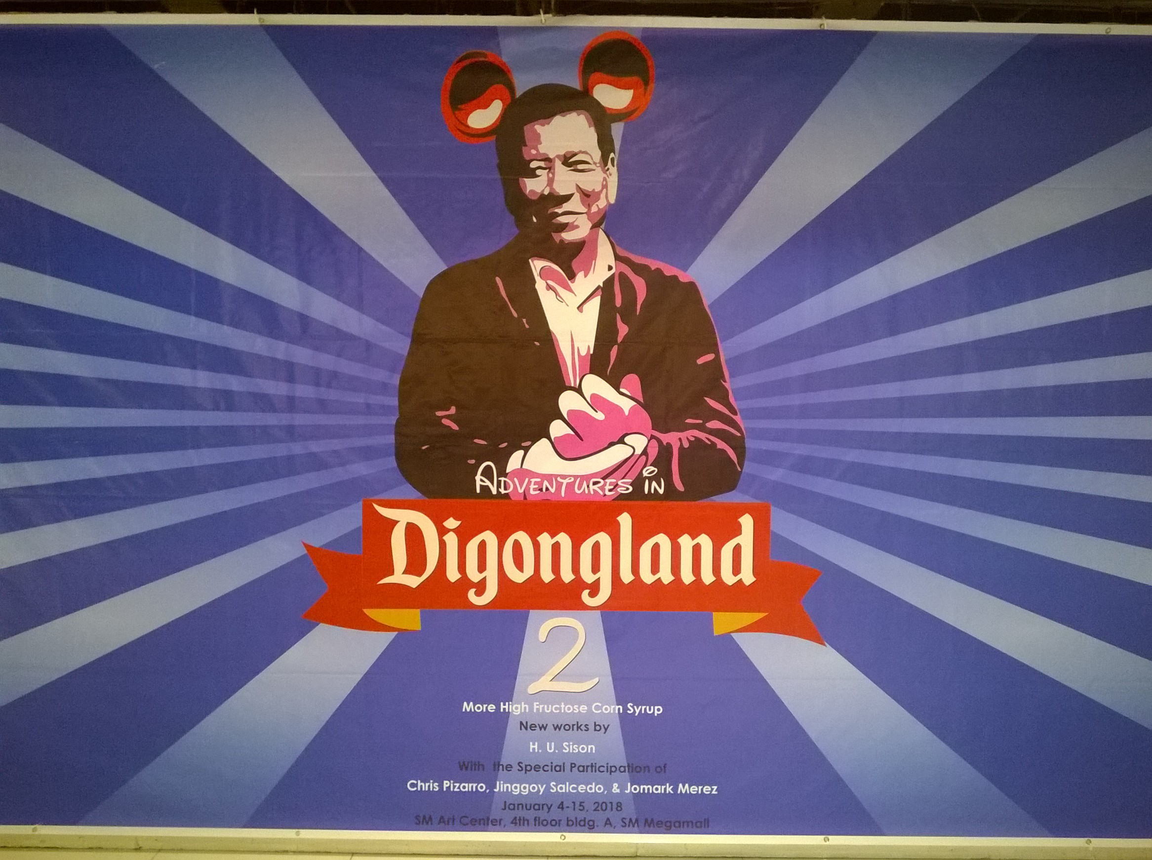 """The return of Digongland"""