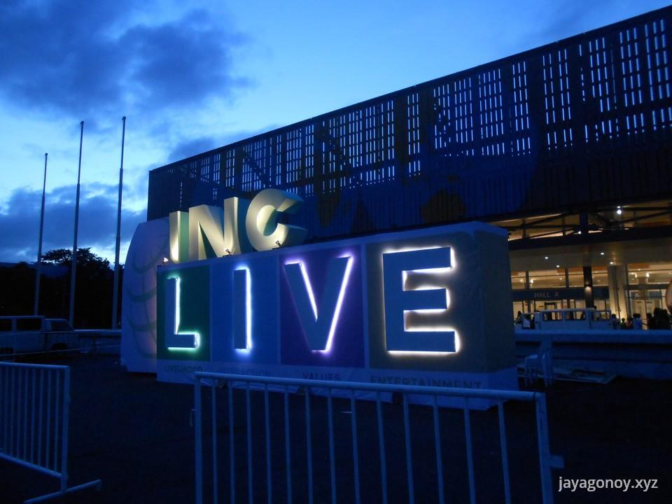 "INC Live: ""Masaya pala sa Iglesia"""