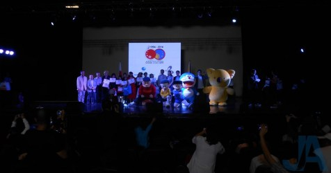 JPOP Anime Singing Contest 2016 Grand Finals—23 July 2016