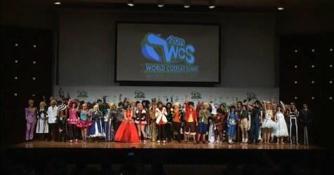 WCS 2019 opens in Tokyo