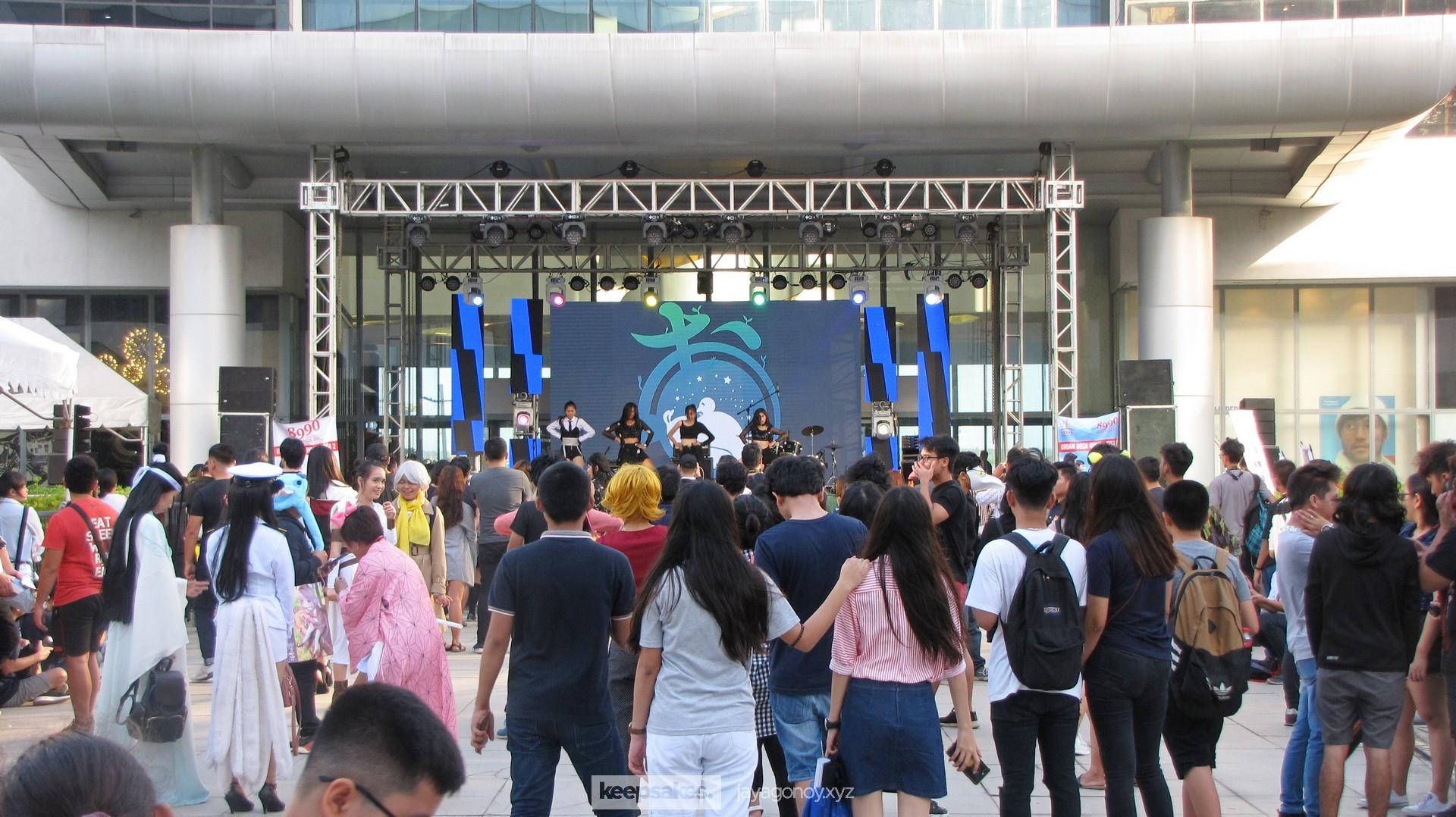 Otakufest 2020 Cebu: Eventually things fell into place