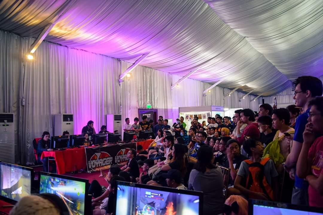 ARCHcon Cebu's gaming competitions never fails to attract a big crowd! [Photo Handout]