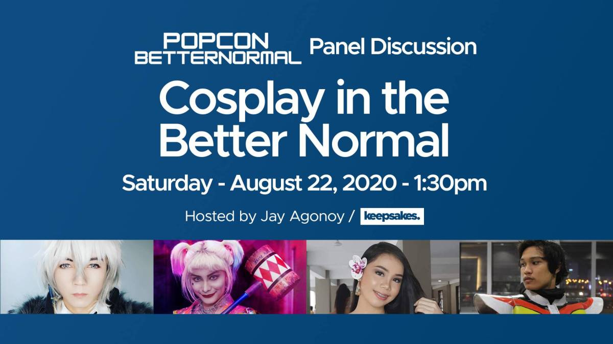 Cosplay in the Better Normal