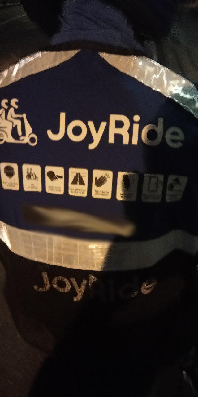 JoyRide jacket