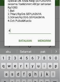 Paket Telepon Simpati : paket, telepon, simpati, Paket, Nelpon, Telkomsel, Terbaru, Lengkap