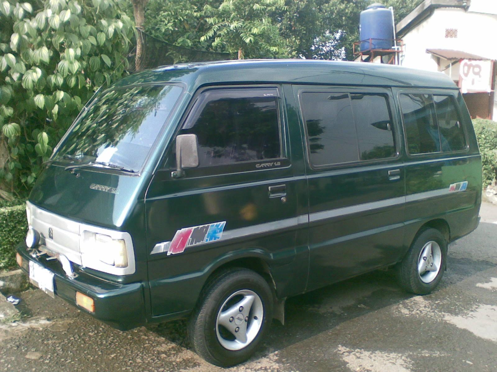 Gambar Jual Mobil Dijual Suzuki Carry Pt Jaya Karbon