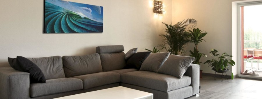 ocean surf print art