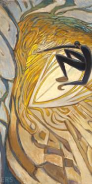 Corner Pocket - surf art painting for Belmar Pro