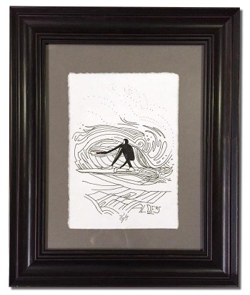 5109 surf art original