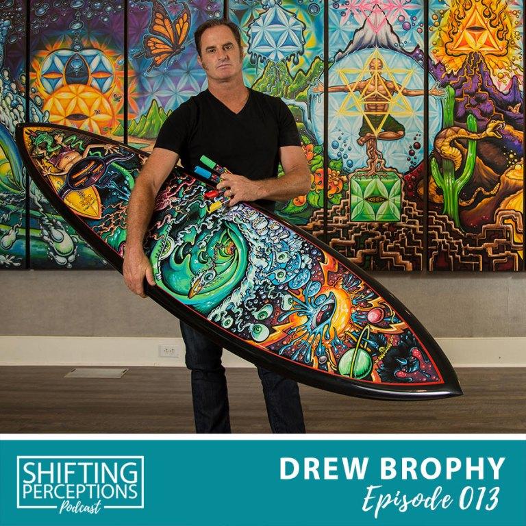 Drew Brophy Surf Artist