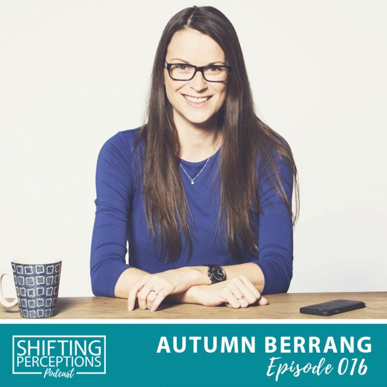 Autumn Berrang Advertising & Branding Podcast Interview