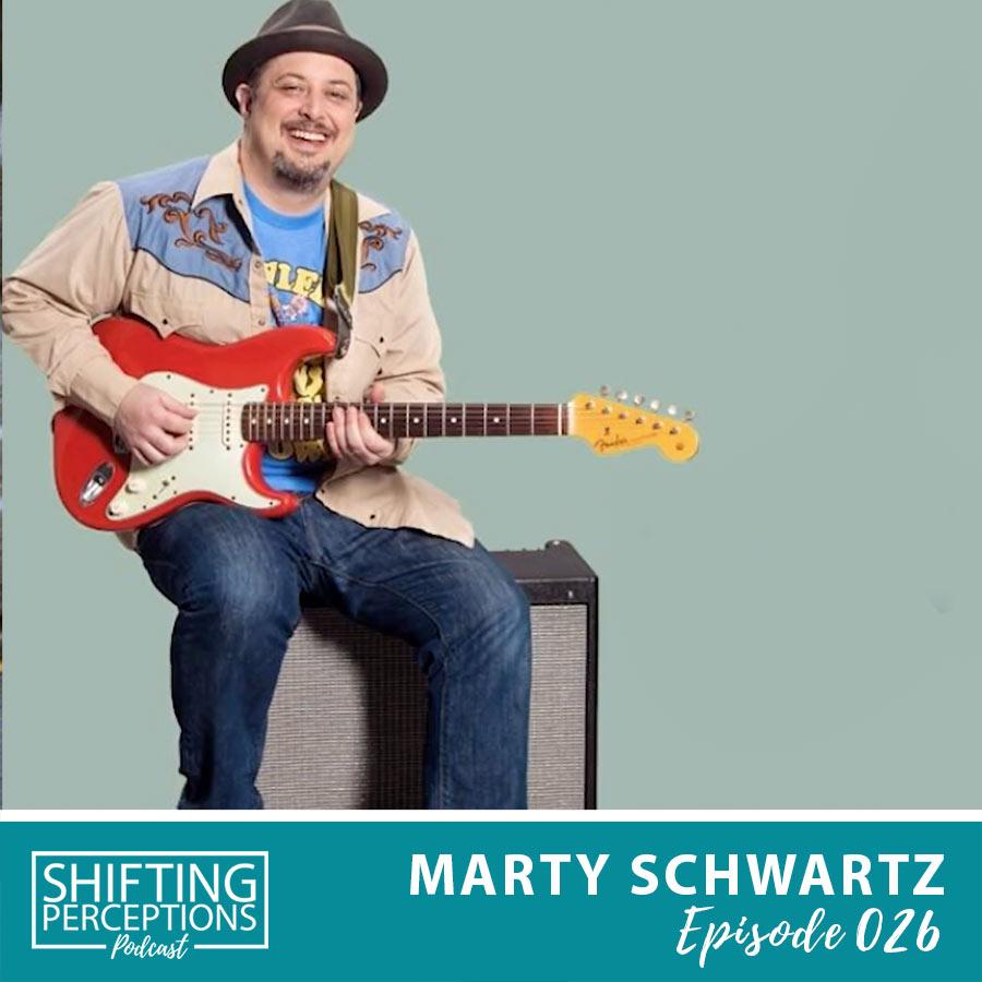 Marty Schwartz - Guitar Teacher YouTube Star