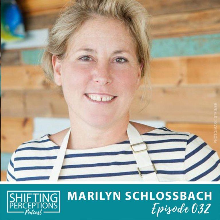 Marilyn Schlossbach - Restauranteur, entrepreneur, humanitarian