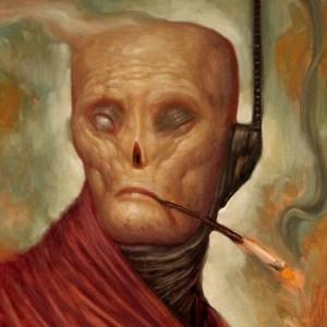 Chet Zar Art of monsters and dark art