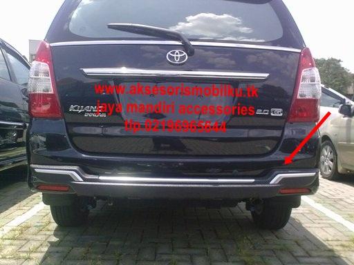 cover mobil grand new avanza spesifikasi all kijang innova 2014 rear-bumper-guard-new.jpg?w=300