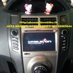 Toyota Yaris Trd Spoiler Jual Grand New Avanza Bekas Dan All | Jaya Mandiri Aksesoris