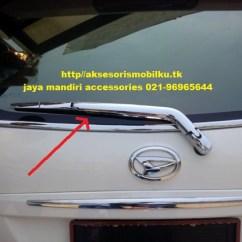Ukuran Wiper Grand New Veloz Agya 1.2 A/t Trd Cover Chrome Belakang Jaya Mandiri Aksesoris Published September 27 2013 At 555 416 In All Xenia Avanza