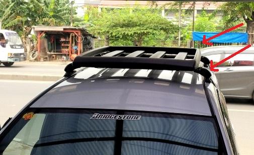 roof rack grand new avanza 1.5 veloz at cheap universal victoriajacksonshow rak barang jual bagasi atas mobil