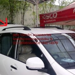 Roof Rail Grand New Avanza Veloz Toyota All Kijang Innova 2.4 G M/t Diesel Great Xenia 2016 Jaya Mandiri Aksesoris