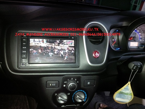 aksesoris grand new avanza 2018 toyota yaris trd warna merah head unit honda mobilio | jaya mandiri