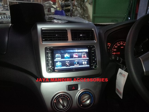 HEAD UNIT TV DVD AGYA