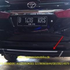 Jok Grand New Avanza Warna Toyota Jm-rear Bumper Guard Xenia | Jaya Mandiri ...