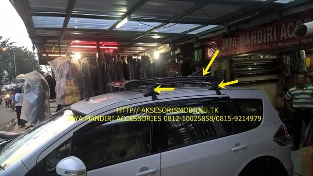 roof rack grand new avanza interior veloz 1.3 jm jaya mandiri aksesoris
