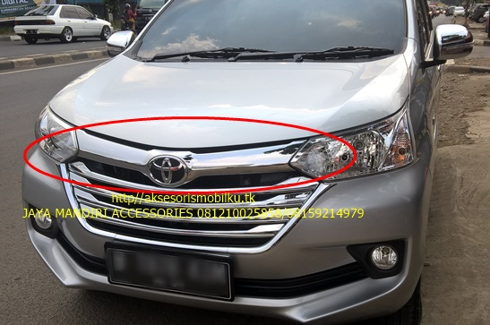 aksesoris grand new avanza all corolla altis 2020 cover grll great xenia jaya mandiri
