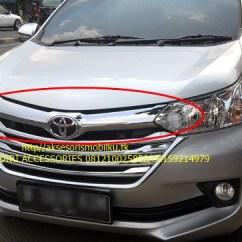 Cover Grill Grand New Avanza All Toyota Camry 2018 Thailand Grll Great Xenia Jaya Mandiri Aksesoris