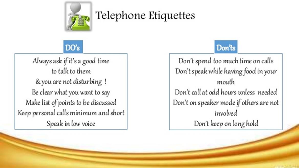 Phone Etiquetes