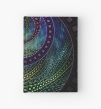 """""""Oz the Great and Powerful"""" hardcover journal"""